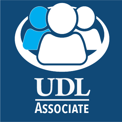 UDL Associate Crendential Badge