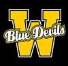 Wickliffe City School District Blue Devils logo