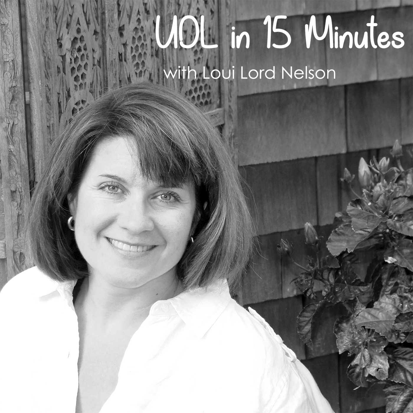 Podcast icon. A picture of Loui Lord Nelson with text reading UDL in 15 Minutes with Loui Lord Nelson