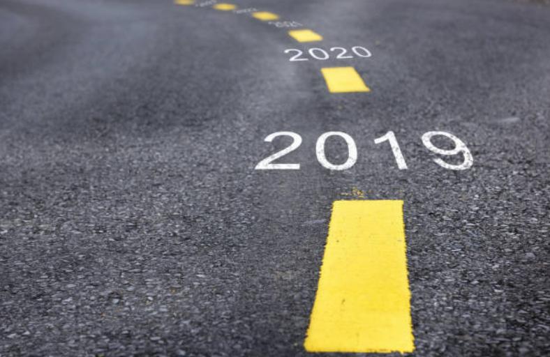A road ahead.