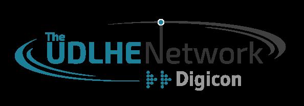 UDLHE Network Digicon logo