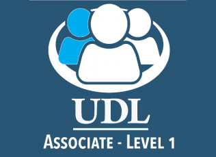 UDL Associate - Level 1 logo