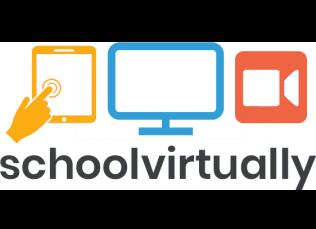 school virtually logo