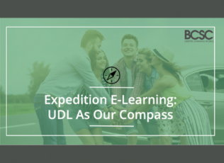 Expedition E-Learning: UDL As Our Compass
