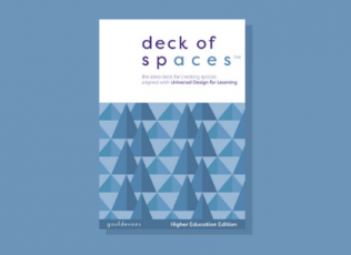 The Higher Education Deck of Spaces