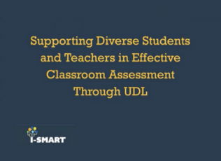Supporting Diverse Students and Teachers in Effective Classroom Assessment Through UDL