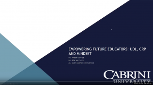 Empowering Future Educators: UDL, Culturally Responsive Teaching, and Growth Mindset