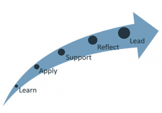 A flexible model for professional development