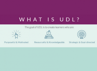 What is UDL? The goal of UDL is to create learners to are purposeful and motivated, resourceful and knowledgable, strategic and goal-directed.
