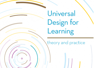 UDL Theory and Practice book cover