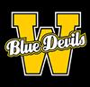 Wickliffe City School District Blue Devils logo